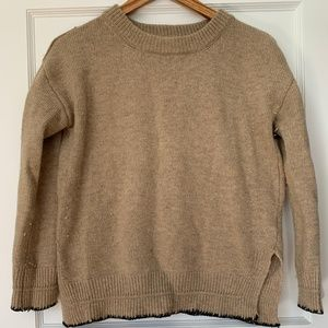 Mo : Vint Wool sweater